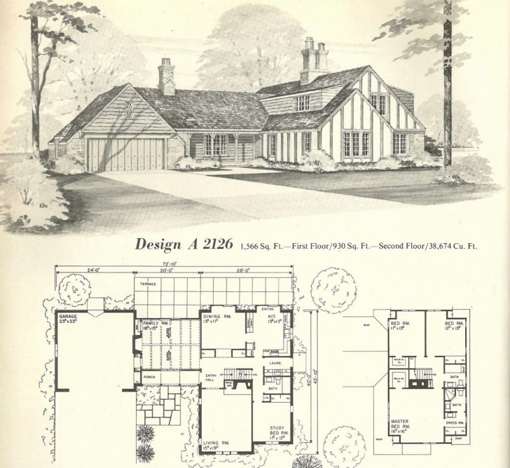 Incredible Tudor Style House Plans With Turrets Fresh Small Tudor House Plans Tudor House Plans Image