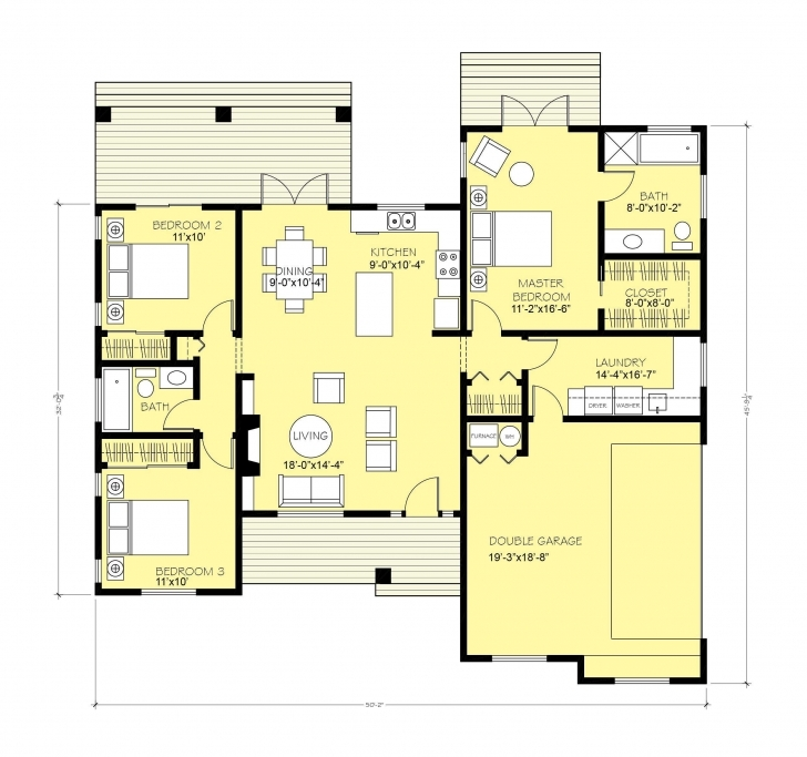Inspirational 1600 Square Foot Ranch House Plans Awesome The 23 Creative S 1600 1600 Sq Ft House Plans Image