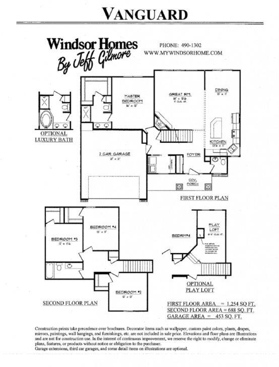 Inspirational Fort Wayne Home Builder Of Choice | Windsor Homes Windsor Homes Floor Plans Pic