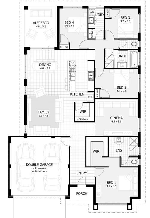 Inspirational Large Family Homes | Celebration Homes Family House Plans Pic