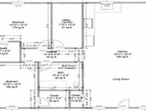 Inspirational Pole Barn Floor Plans With Living Quarters Improvement — Awesome Metal Barn With Living Quarters Floor Plans Image