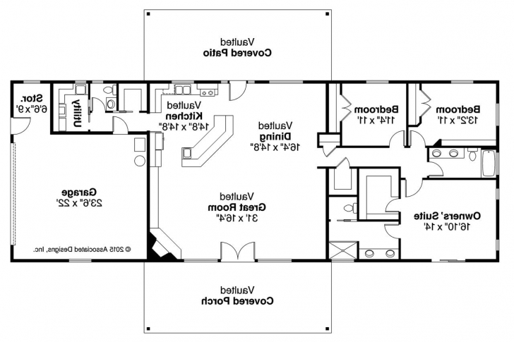 Inspirational Ranch Home Building Plans | Plougonver Ranch House Plans Image