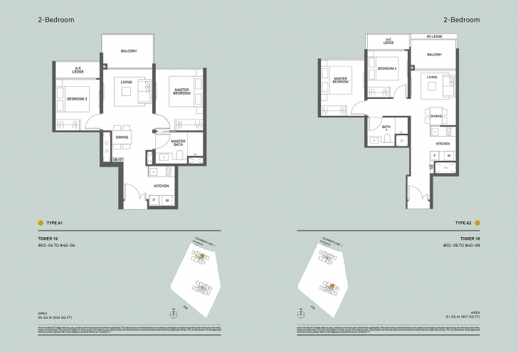 Inspirational Site & Floor Plans | The Clement Canopy Canopy Floor Plan Picture