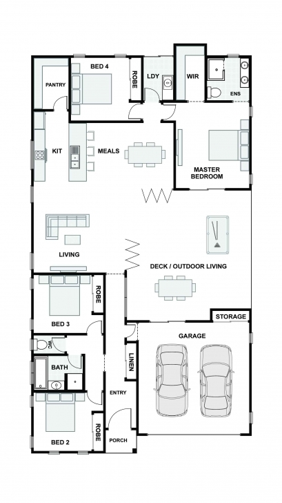 Inspirational Split Level Floor Plans And Villa Floor Plans Australia Split Level Villa Floor Plans Australia Photo