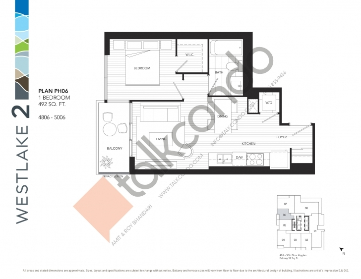Inspirational Westlake Phase 2 Condos - Talkcondo Westlake Floor Plan Pic