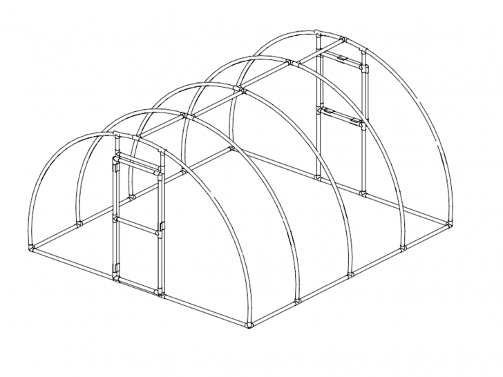 Inspiring 13 Free Diy Greenhouse Plans Green House Plans Photo
