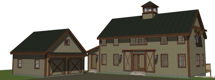 Inspiring Barn House Plans 2.0 The Tullymore Barn Barn Home Plans Photo