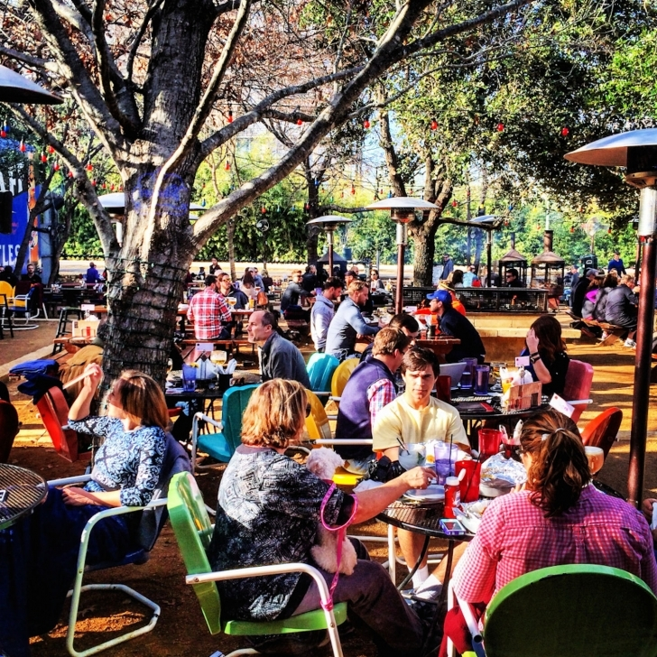 Inspiring Katy Trail Ice House: The Best Patio And Burgers In Dallas, Texas. Katy Trail Ice House Plano Photo