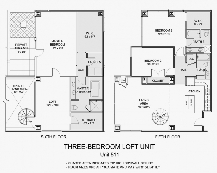 Interesting 4 Bedroom Loft Floor Plans Inspirational Best 4 Bedroom House Plans Loft Floor Plan Photo