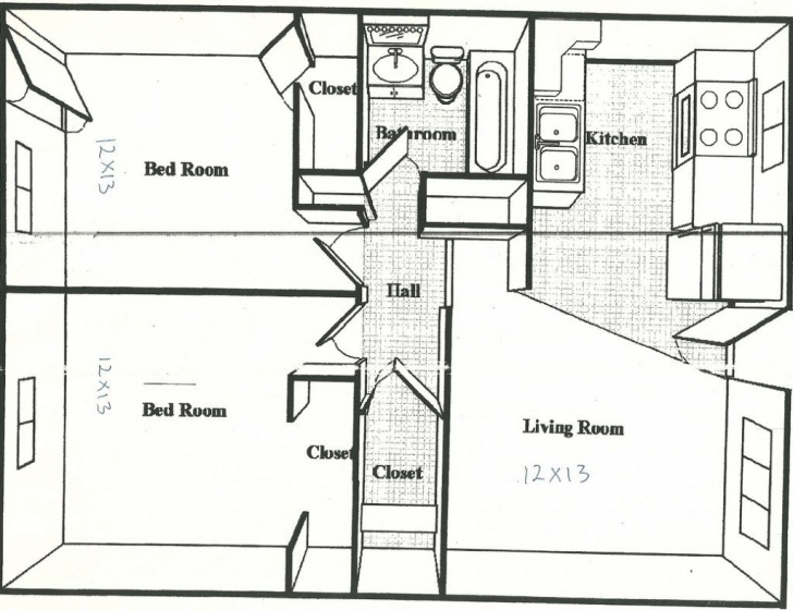 Interesting 500 Square Feet House Plans 600 Sq Ft Apartment Floor Plan 500 For 600 Sq Ft House Plans Photo