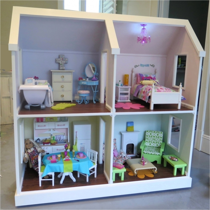 Interesting American Girl Doll House Plans Etsy Elegant Ideas Of Cheap American American Girl Doll House Plans Photo