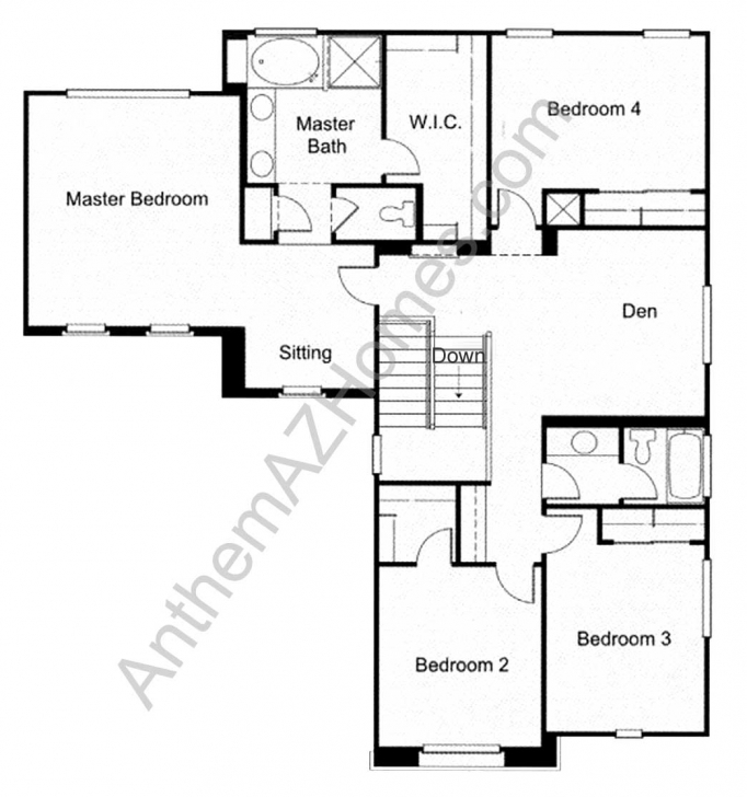 Interesting Anthem Parkside Floor Plans, Triumph Homes Floor Plans - Zeens Anthem Parkside Floor Plans Picture