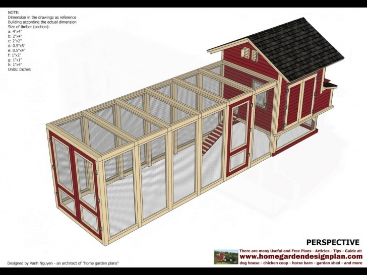 Interesting L102 - Chicken Coop Plans Free - How To Build A Chicken Coop - Youtube Chicken House Plans Photo