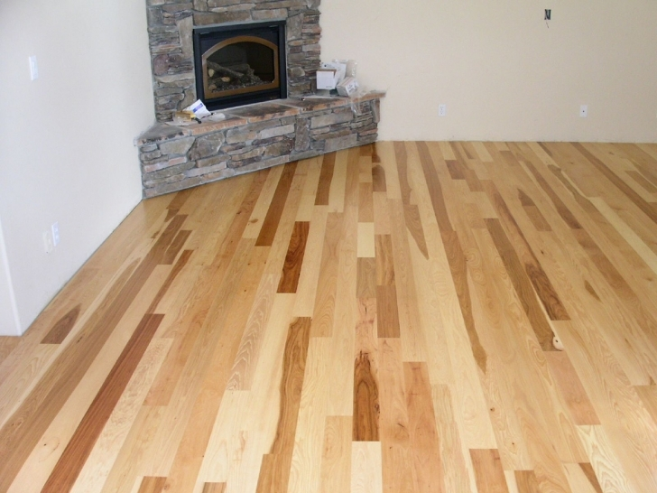 Interesting Owens Plank Floor Hickory On Concrete Subfloor | Hickory Har… | Flickr Owens Plank Flooring Pic