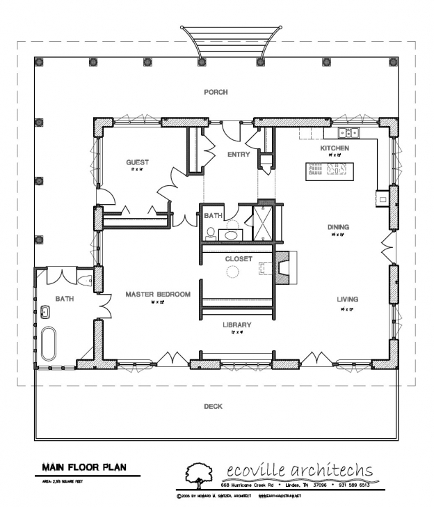 Interesting Straw Bale House Plans | Earth And Straw Design | Earth & Straw Design Straw Bale House Plans Photo
