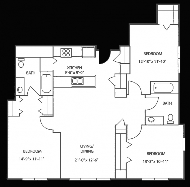 Interesting Sun City West Floor Plans Awesome Park Square West Collection Sun City West Floor Plans Image