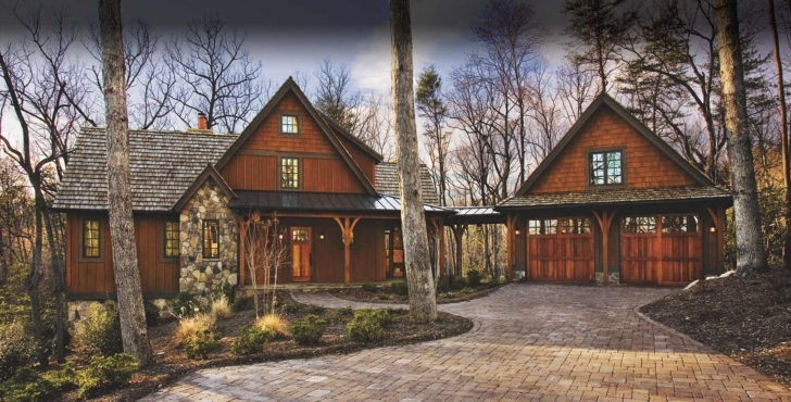 Interesting Timber Frame Homes By Mill Creek Post & Beam Company Post And Beam House Plans Picture