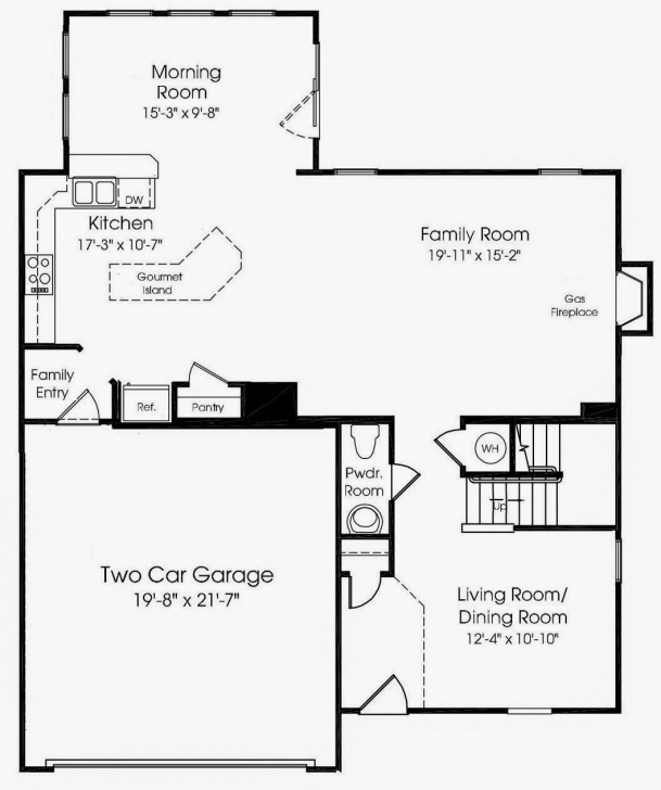 Interesting Venice Floor Plan | Our Venice Home At Culpepper Landing Ryan Homes Venice Floor Plan Photo