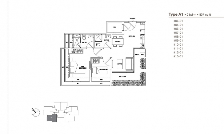 Latest 2 Bedroom - Regent Residences Regent Residences Floor Plan Pic