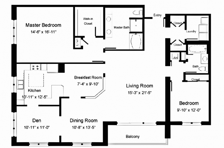 Latest 2000 Square Foot House Plans One Story Lovely Home Plans Under 2000 2000 Sq Ft House Plans Picture