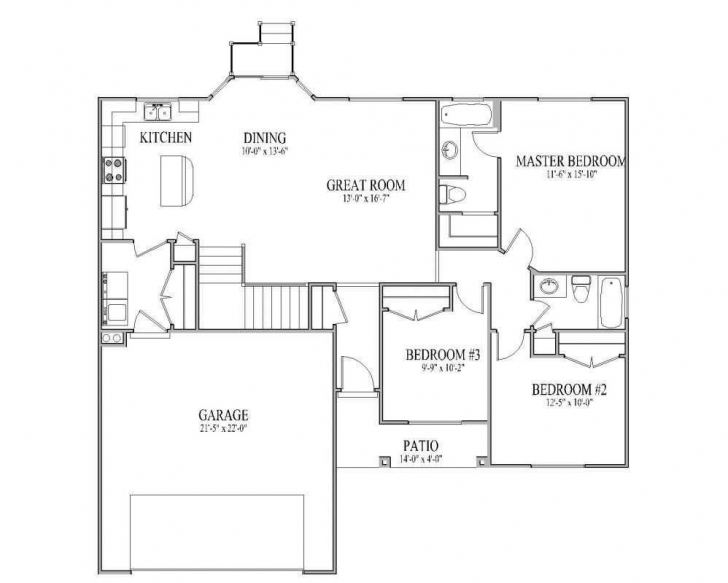 Latest 48 New Images Of Arbor Homes Floor Plans For Home Plan | Cottage Arbor Homes Floor Plans Pic