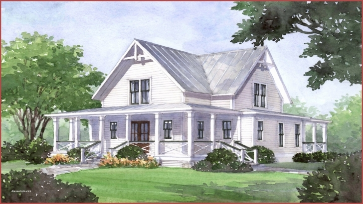 Latest 66 Beautiful Gallery Of Simple Farmhouse House Plans | House Plan Farmhouse House Plans Pic