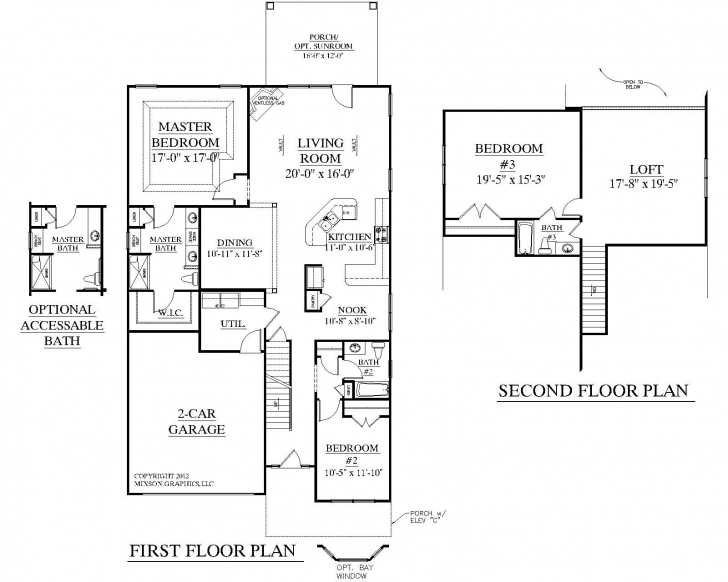 Latest House Plan 2545 Englewood Floor Plan - Traditional 1-1/2-Story House 1 1 2 Story House Plans Photo