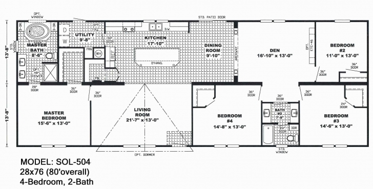 Latest Mobile Homes Double Wide Floor Plan Awesome 29 Elegant Floor Plans Double Wide Floor Plans Image