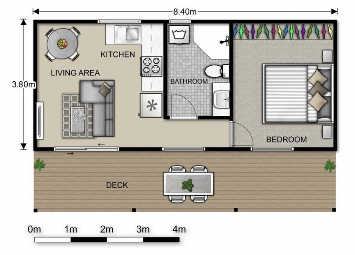Latest Pin By She Sheds Info On Granny Pods In 2018   Pinterest   Granny 1 Bedroom Floor Plan Granny Flat Picture