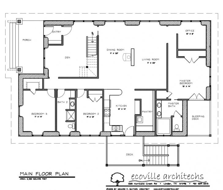 Latest Straw Bale House Plans | Earth And Straw Design | Earth & Straw Design Straw Bale House Plans Image