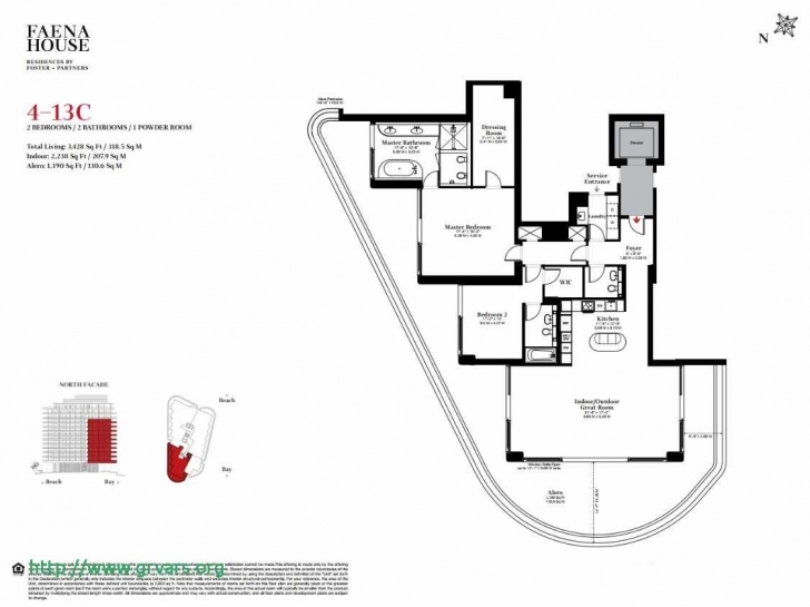 Latest Turnberry Ocean Colony Floor Plans Élégant Faena House Miami Beach Turnberry Ocean Colony Floor Plans Photo