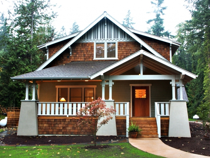 Latest Warm Northwest Craftsman Style House Plans - Best House Plans Craftsman Style House Plans Pic