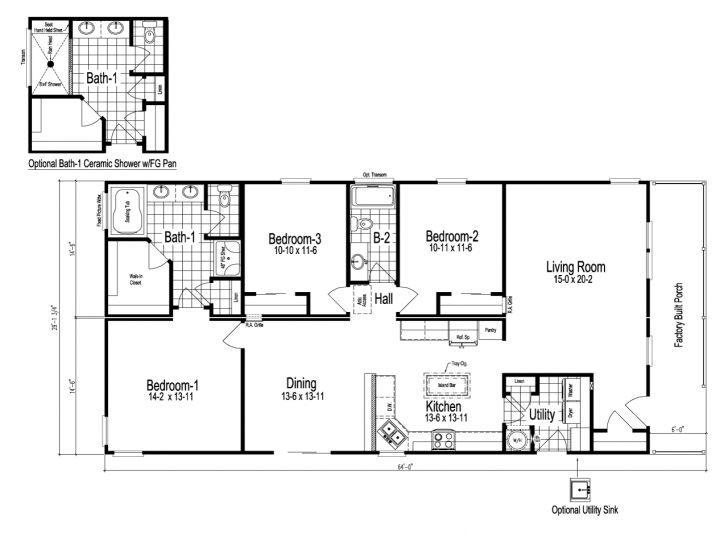 Latest Wilmington Manufactured Home Floor Plan Or Modular Floor Plans Modular Home Plans Pic
