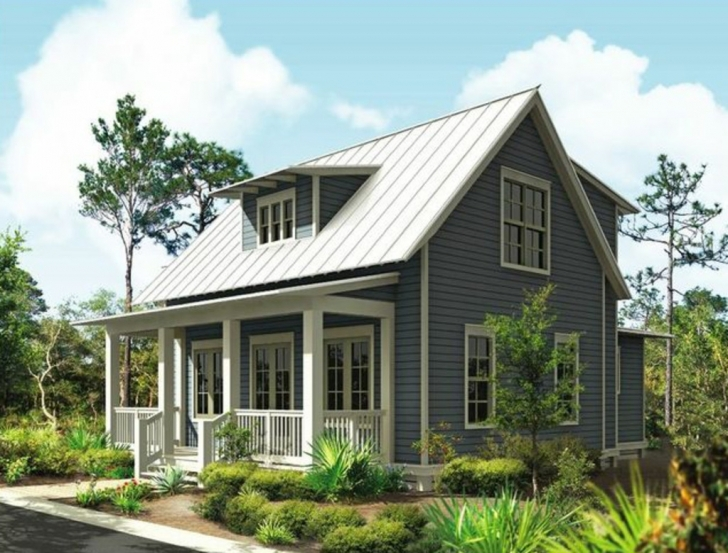 Marvelous Awesome 2 Story Cottage Style House Plans — House Style And Plans Cottage Style House Plans Pic