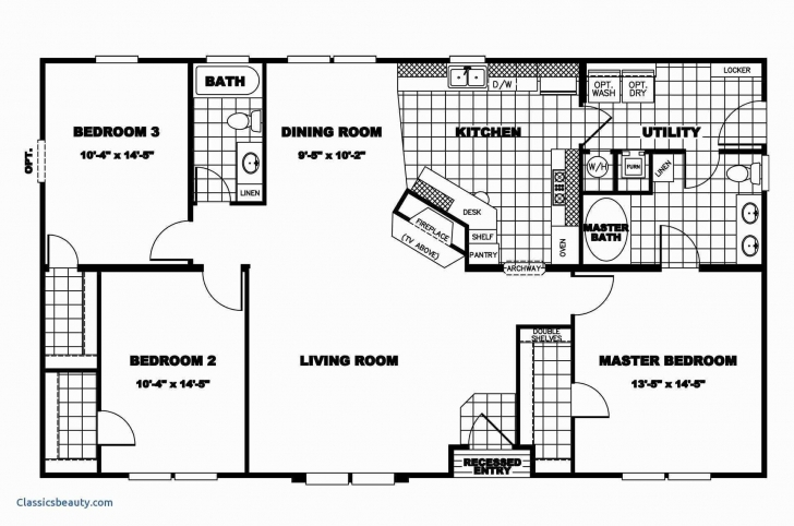 Marvelous Clayton Manufactured Homes Floor Plans Inspirational Clayton Homes Clayton Home Floor Plans Image