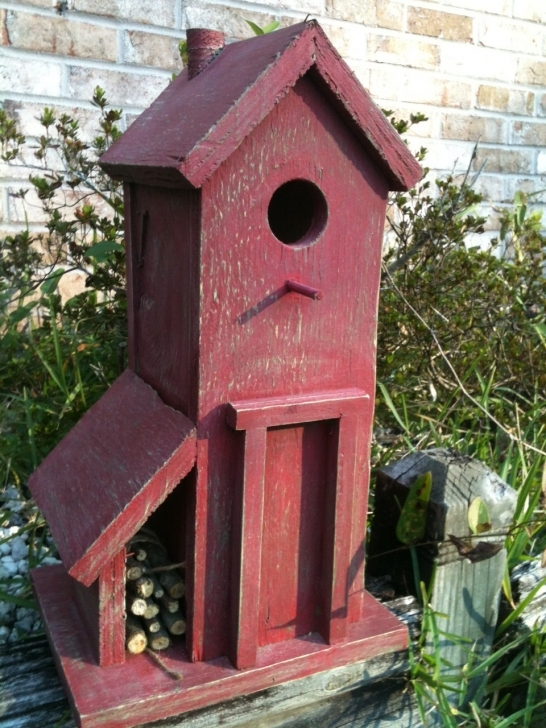 Marvelous Decorative Bird House Plans Wood – Awesome House : Fun Decorative Decorative Bird House Plans Image