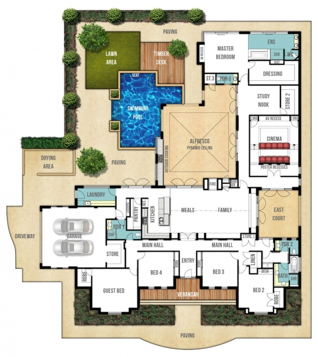 Marvelous Floor Plan Friday: Federation Style Splendour House Floor Plans Picture