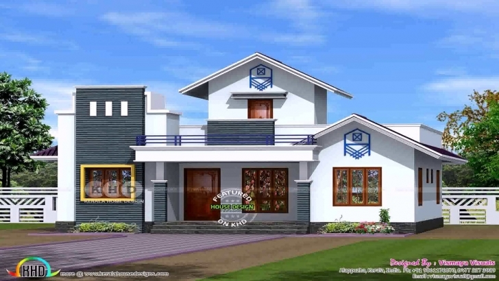 Marvelous Kerala House Plans 1500 Square Foot Single Floor - Youtube Kerala House Plans Single Floor Image