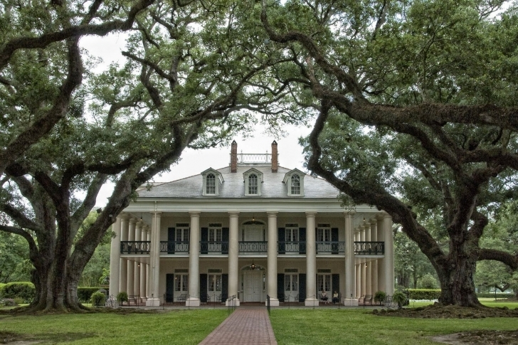 Marvelous Old Plantation Homes For Sale | Pre Civil War Era In Louisiana S Plantation Houses For Sale Picture