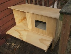 Marvelous Outdoor Cat House Plans Winter Outdoor Cat House Building Plans Outdoor Cat House Plans Picture