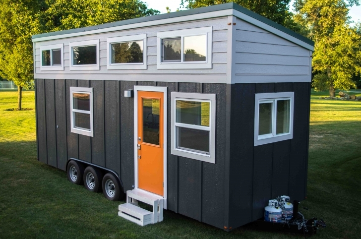 Marvelous Small House Design: Seattle Tiny Homes Offers Complete Tiny House On Tiny House On Wheels Plans Image