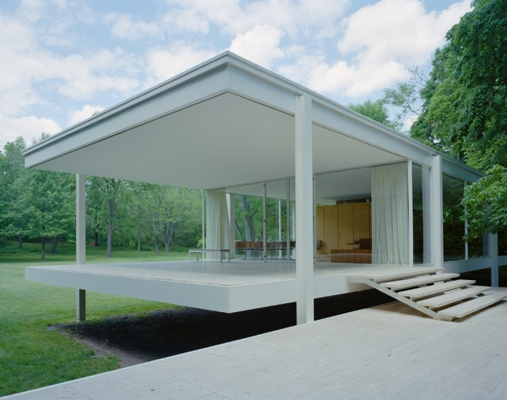 Marvelous Tours & Tickets - Farnsworth House Farnsworth House Plano Il Photo