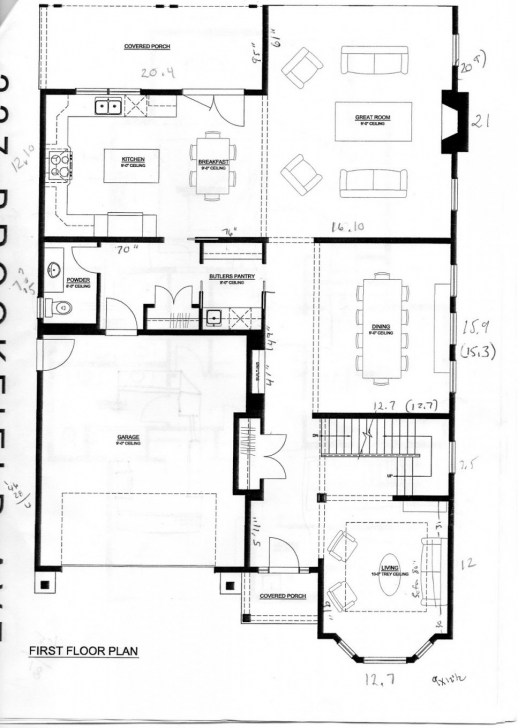 Most Inspiring 3 Bedroom House Plans With Butlers Pantry Kitchen Appliances And House Plans With Butlers Pantry Image