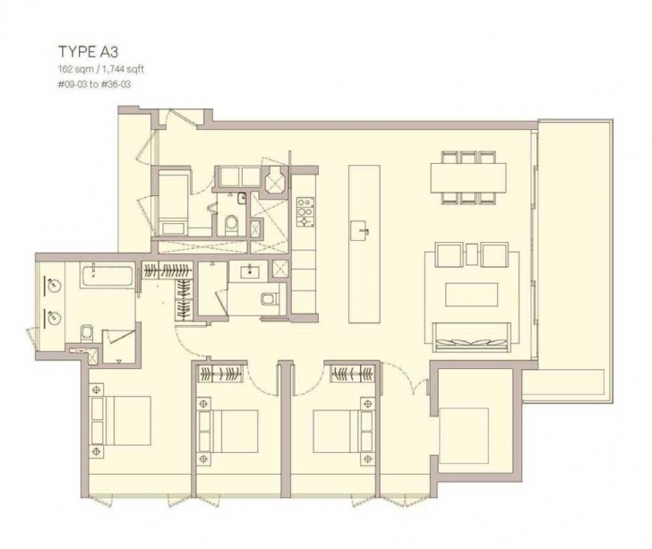 Most Inspiring Ardmore Three Condo Location Singapore| Ardmore 3 Condominium Ardmore 3 Floor Plan Image