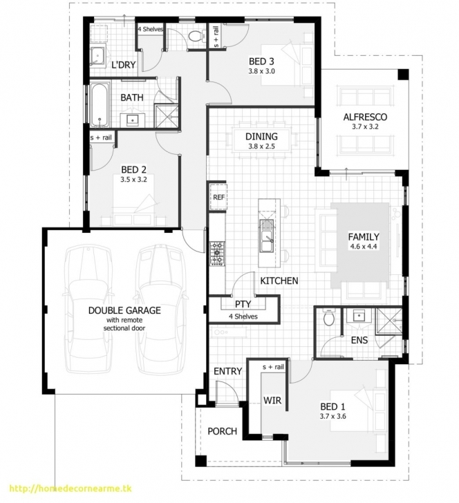 Most Inspiring Bedroom House Plans Newest Bath Latest Marvelous Plan Three In Newest Floor Plans Picture
