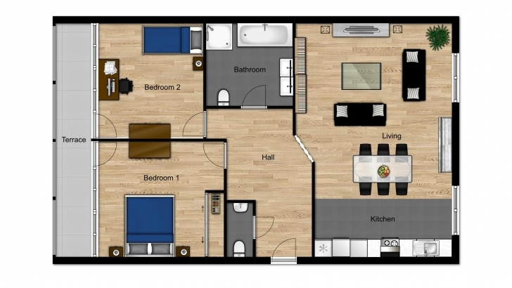 Most Inspiring Interactive Floor Plans For Real Estate | Drawbotics Interactive Floor Plans Photo