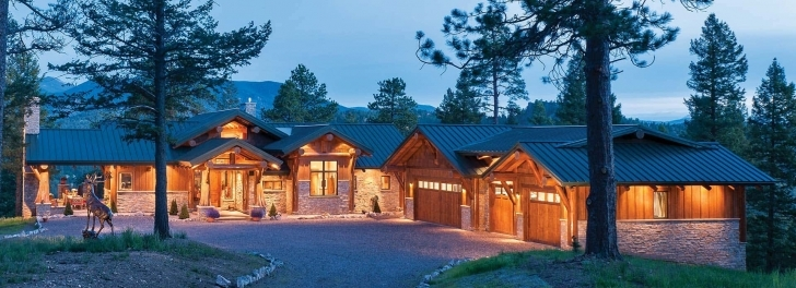 Most Inspiring Post And Beam Homes | By Precisioncraft Post And Beam House Plans Image