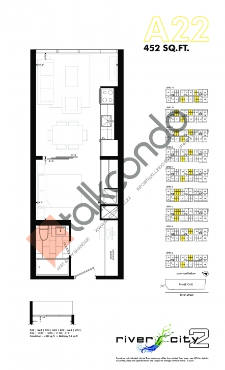 Most Inspiring River City Phase 2 Condos - Talkcondo River City Floor Plans Picture