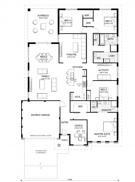 Most Inspiring The Monarch Home Design - Smart Homes For Living Monarch Homes Floor Plans Pic