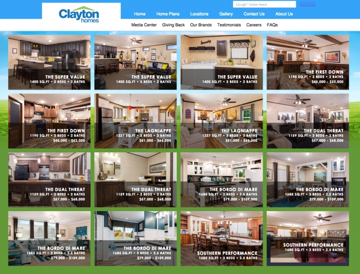 Must See Clayton Homes Floor Plans 17 Best 1000 Ideas About Triple, Clayton Clayton Mobile Homes Floor Plans Picture